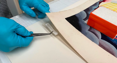 A Guide to Archival Framing of Your Works on Paper