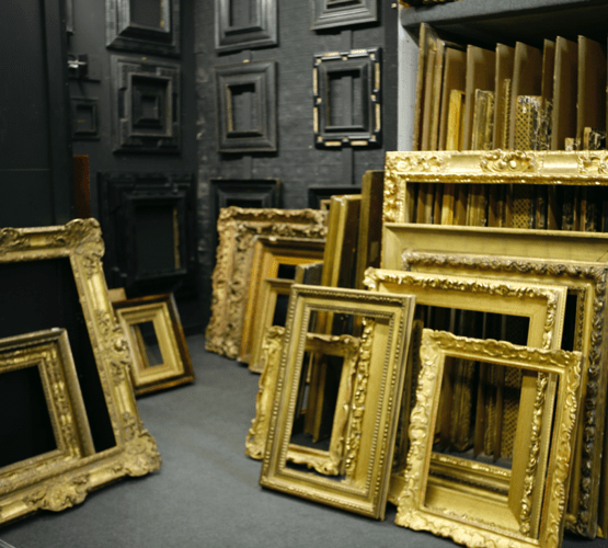 Antique framing 2