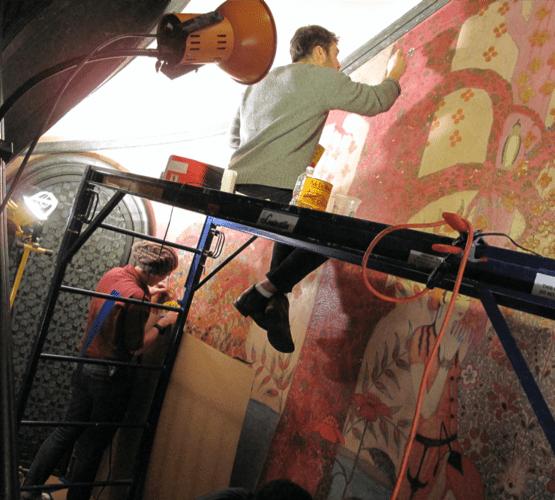 Art preservation