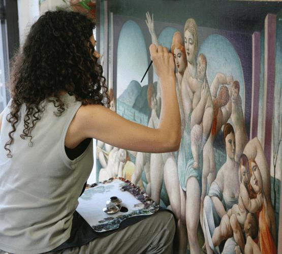 Art Conservation and Art Restoration