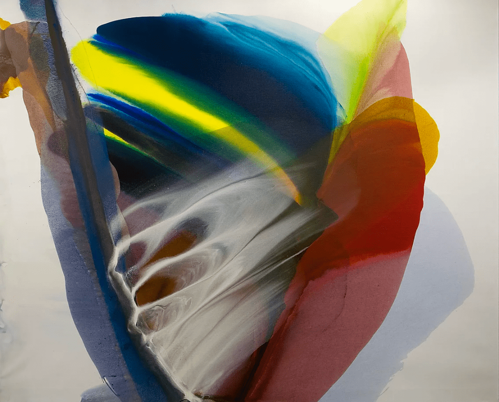 D. Wigmore Fine Art, Paul Jenkins- A Legend Revisited
