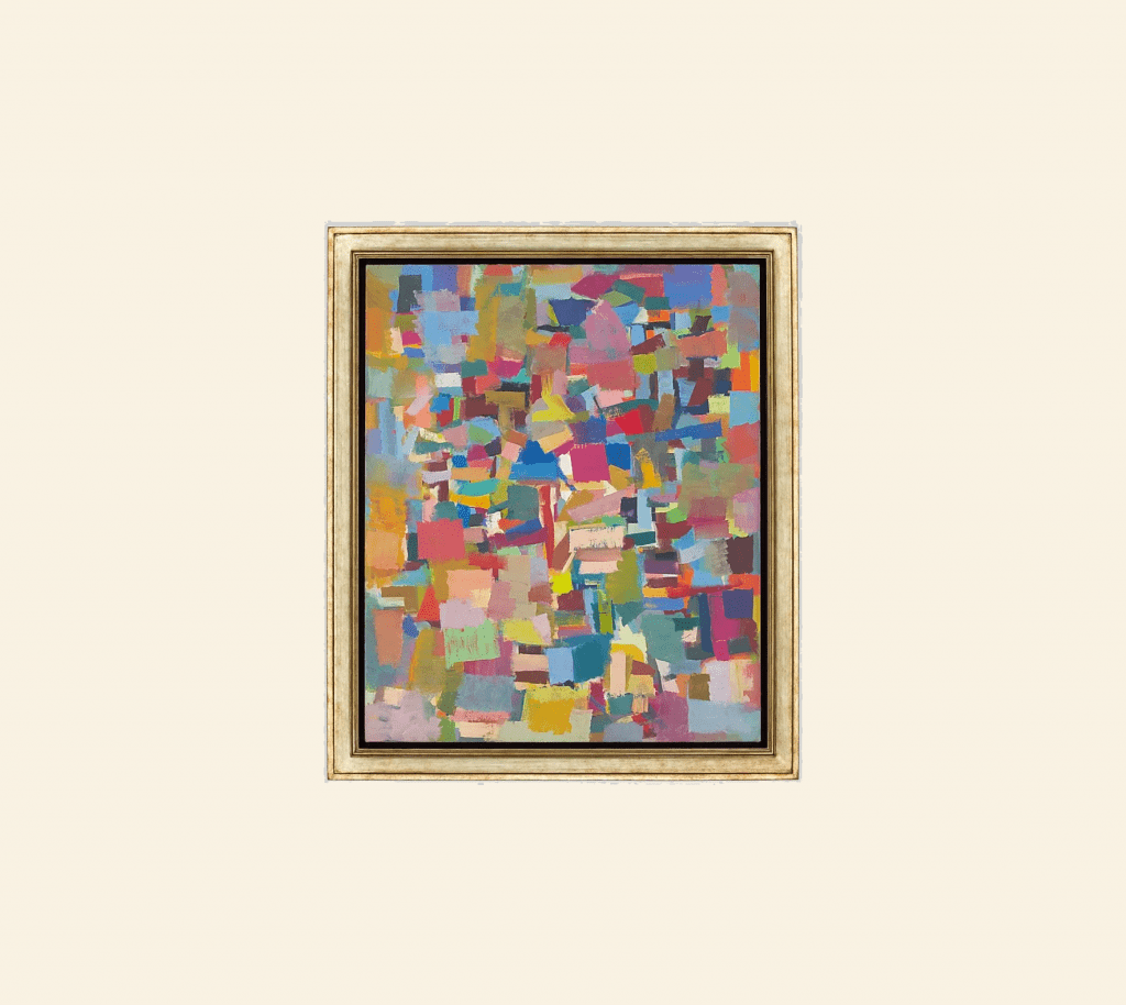 How to Choose the Right Frame for your Contemporary Artwork