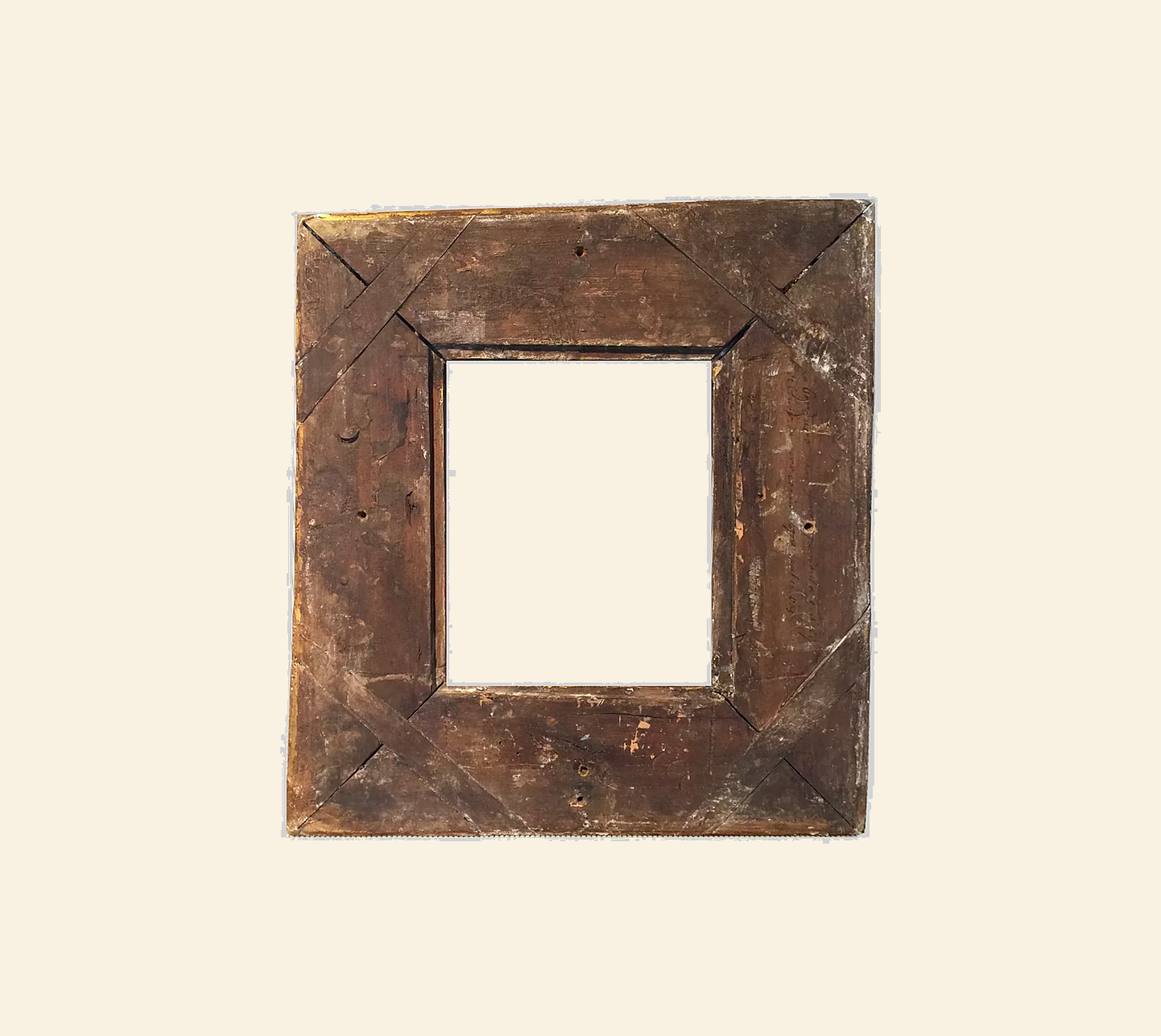 How to Inspect an Antique Frame