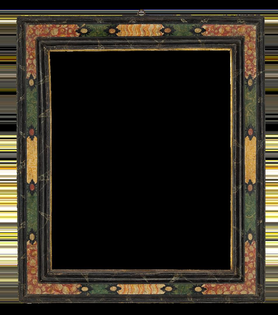 Italian 17th Century Cassetta Frame