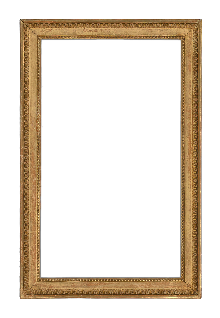 French 18th Century Louis 16th Continuous Frame