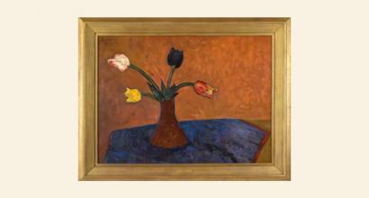 Spanierman Galleries - Gershon Benjamin, Rediscovered