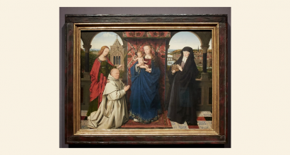 The Charterhouse of Bruges- Jan van Eyck, Petrus Christus, and Jan Vos
